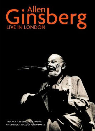 Allan Ginsberg - Live in London